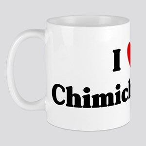 I love Chimichangas Mug