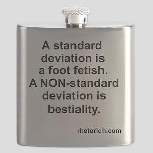 Standard Deviation 1 Flask