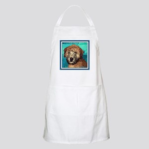Soft Coated Wheaten Terrier BBQ/Grooming Apron