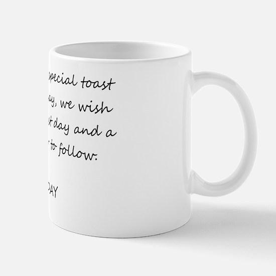 Happy Birthday 3 Mug