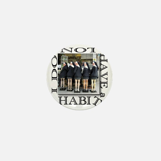 habit1 Mini Button