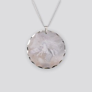 fu_king_duvet_2 Necklace Circle Charm