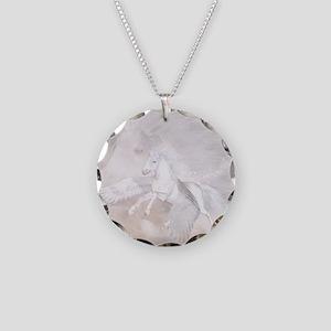 fu_queen_duvet_2 Necklace Circle Charm