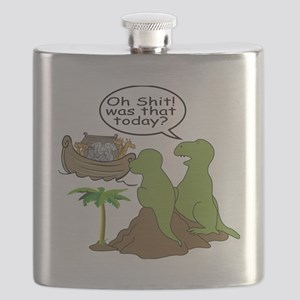 Oh Shit! Was that today? Flask
