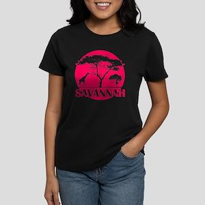 pk_sava Women's Dark T-Shirt