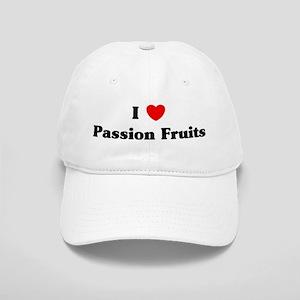I love Passion Fruits Cap