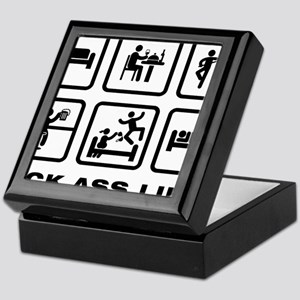 Wushu-AAZ1 Keepsake Box