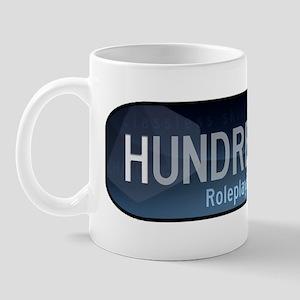 Hundredfold RPG Logo Mug