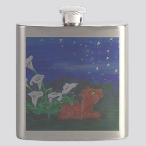 Star Gazer Dragon Flask