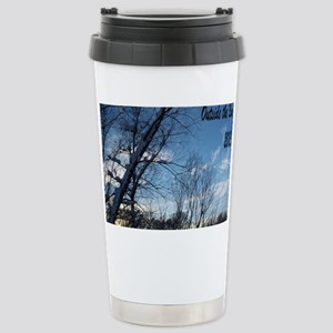 Out of the ox Cover Stainless Steel Travel Mug