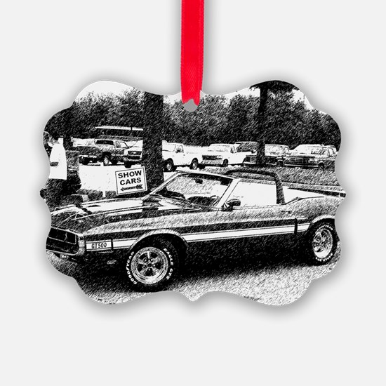 69 Shelby GT Ornament
