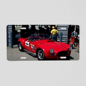 COBRA Aluminum License Plate