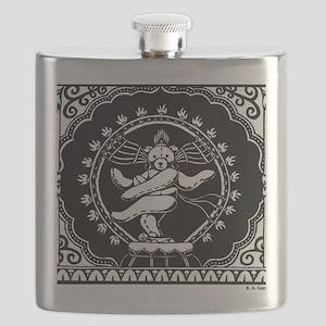 Shi-Bear Flask