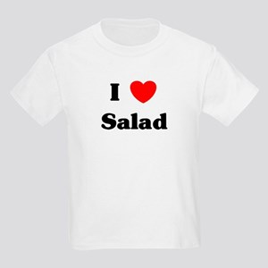 I love Salad Kids Light T-Shirt