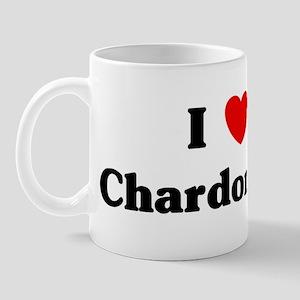 I love Chardonnay Mug
