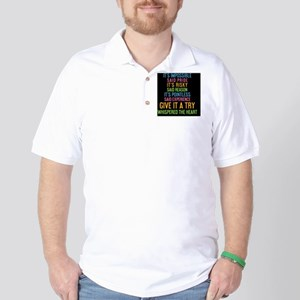 tile Its impossible said pride. Its ris Golf Shirt