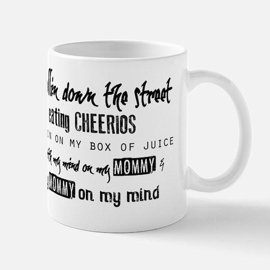 Mind On My Mommy Mug