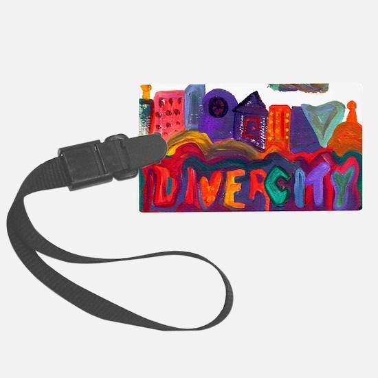 Divercity Luggage Tag