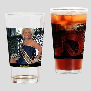 Mrs Global United 2012-13 Drinking Glass