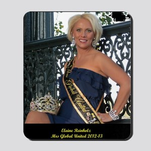 Mrs Global United 2012-13 Mousepad