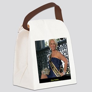 Mrs Global United 2012-13 Canvas Lunch Bag