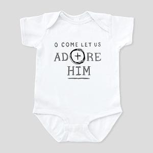 Adore Him Infant Bodysuit