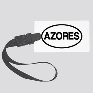 Azores Large Luggage Tag