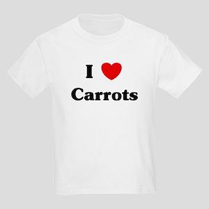 I love Carrots Kids Light T-Shirt