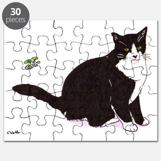 Tux Cat Puzzle