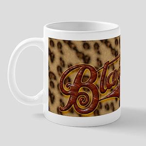 BLASTOLEAPARDINE PRINT Mug