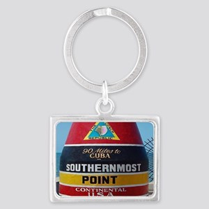 Key West Southern Most Point Mo Landscape Keychain