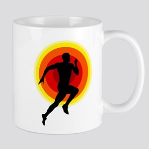 Runner 11 oz Ceramic Mug