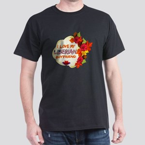 Liberian Boyfriend designs Dark T-Shirt