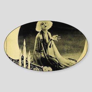 nazinova Sticker (Oval)