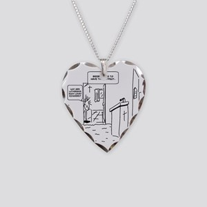 0063 Necklace Heart Charm