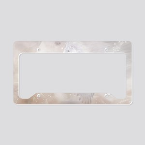 fu_pillow_case License Plate Holder