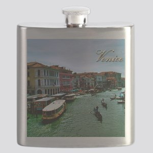 Venice - Grand Canal Flask