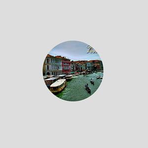 Venice - Grand Canal Mini Button