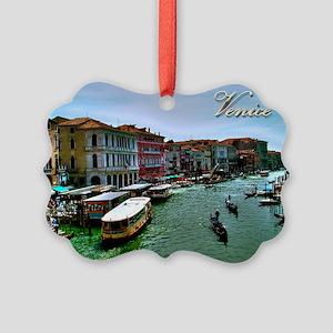 Venice - Grand Canal Picture Ornament