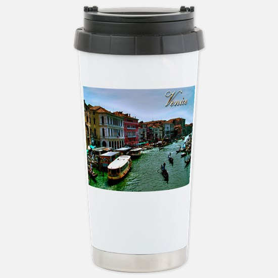 Venice - Grand Canal Stainless Steel Travel Mug
