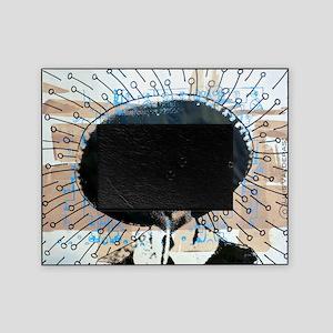 El Mariachi Lacho-Earth Vision Picture Frame
