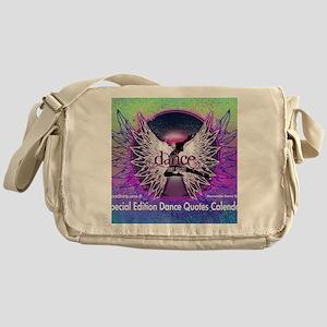 Dance Quotes Calendar Messenger Bag