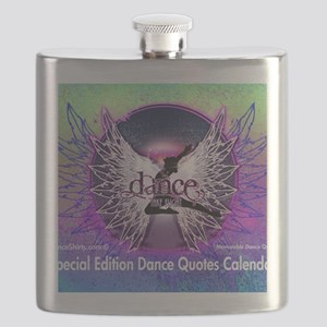 Dance Quotes Calendar Flask