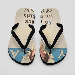 young women Flip Flops