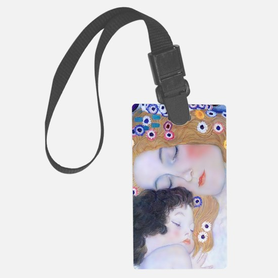 Galaxy Note 2 Cover Klimt Mother Luggage Tag
