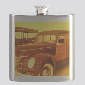 1940 Ford Woody Flask