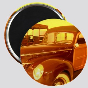 1940 Ford Woody Magnet