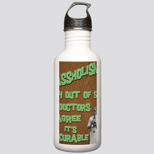 asshole Stainless Water Bottle 1.0L