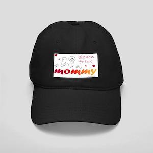 bichon frise Black Cap
