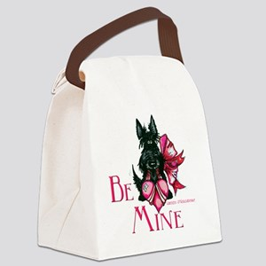 Scottie Valentines Day 2012 Canvas Lunch Bag